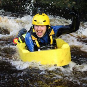 Dan Hydrospeeding UK instructor