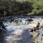 Waterfalls on the River Tees